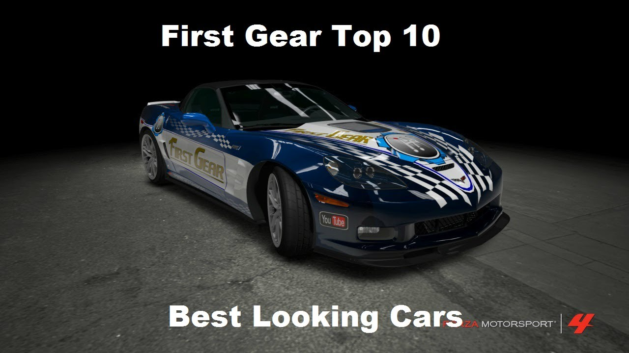 First Gear Top 10 best looking cars Forzamotorsport 4  YouTube