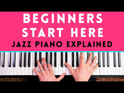 JAZZ THEORY EXPLAINED IN 20 MINUTES (beginners start here)