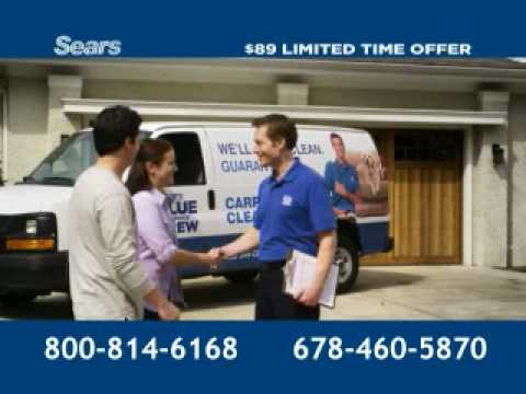 Sears Carpet Clean