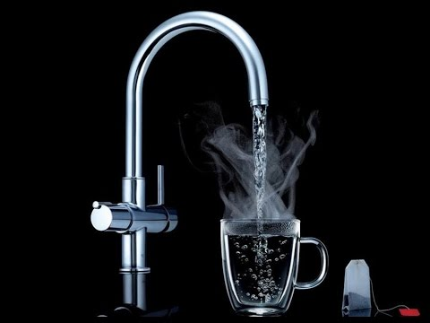 What to look for if you get central heating, but no hot water. - YouTube