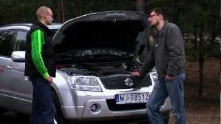 Suzuki Grand Vitara 2,4 VVT & Nissan X-Trail 2,0 dCi - test PGD(Suzuki Grand Vitara 2,4 VVT (Benzyna) & Nissan X-Trail 2,0 dCi (Diesel) w lekkim terenie. Chcesz samodzielnie przetestować ten samochód? Zapisz się na ..., 2012-05-08T15:16:15.000Z)