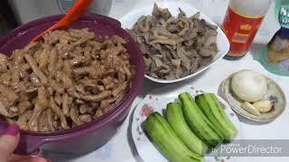 Паназиатская кухня:  ГОВЯДИНА С ГРИБАМИ  !!!  ИЩУТ ВСЕ !!! /  BEEF WITH MUSHROOMS