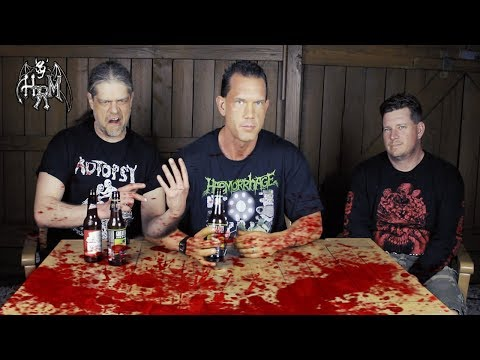 A Purging Of Brutal Death Metal Bands with Regurgitaton