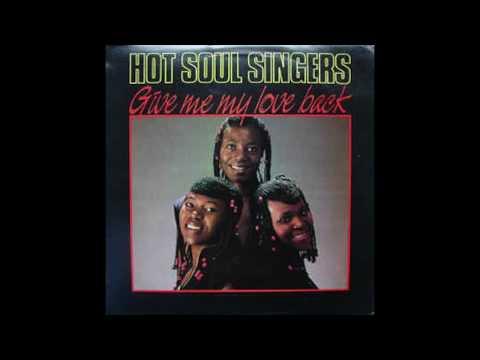 Hot Soul Singers - Mr D.J. (Stop That Sound)