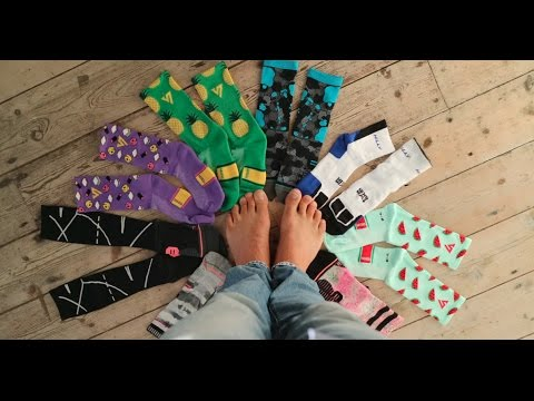WATCH: How Hilly Sock Factory Makes Their Running Socks