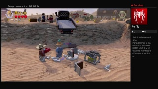 Lego jurassic world :V/Matias Gaming