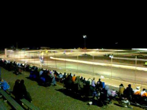Dwarf Cars Prescott Valley Raceway A-Main