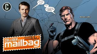 In Wonder Woman 1984, is Pedro Pascal Really Maxwell Lord? - Mailbag