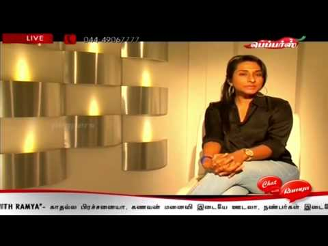 Chat with Ramya - Rape is the worst thing in the world| Chat with Ramya| March 22nd
