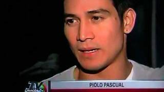Piolo Pascual - KC Concepcion Breakup - TV Patrol Nov. 27, 2011