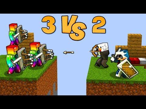 LA BEDWARS IMPOSSIBILE DA VINCERE!! - Minecraft ITA