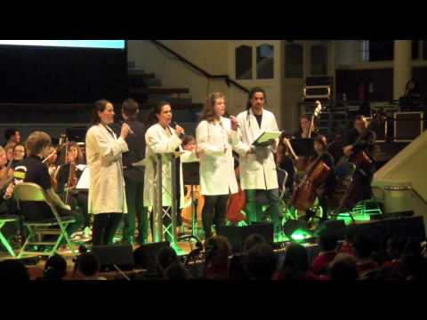 The Great Orchestra Experiment|Nottingham Music Service|2014
