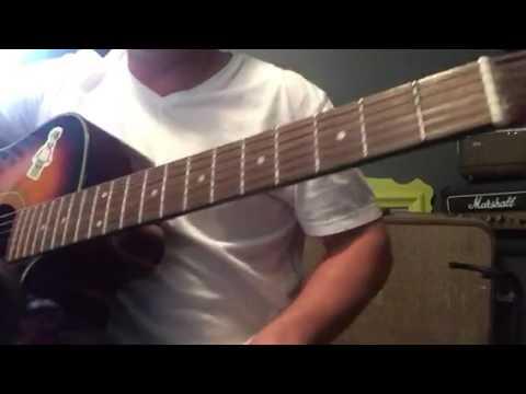 Slightly Stoopid - Anywhere I Go - guitar lesson
