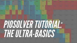 PioSOLVER Poker Tutorial - How To Run A Script - VideoRuclip