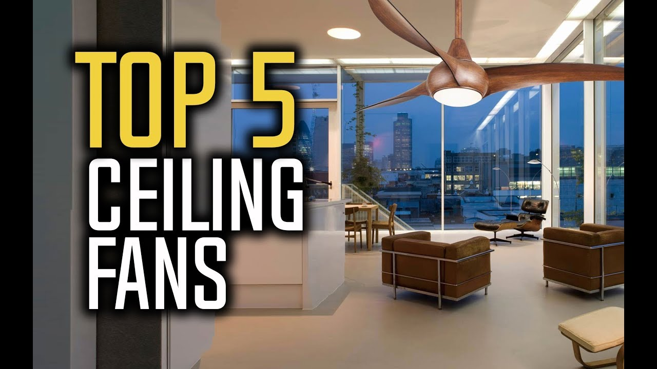 Best ceiling fans in 2018 which is the best ceiling fan youtube best ceiling fans in 2018 which is the best ceiling fan aloadofball Choice Image