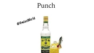 Gmia Explains: How To Make Jamaican Rum Punch