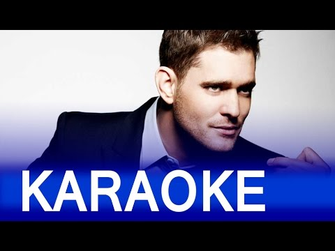 Michael Bublé – Home Lyrics Instrumental Karaoke