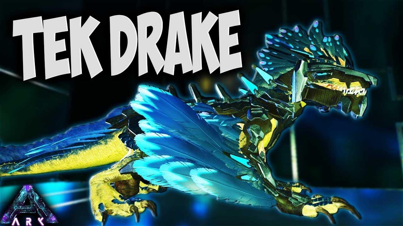 ROCK DRAKE TEK SADDLE & BREEDING! (Ark Survival Evolved Aberration Pooping  Evolved Ep 21)