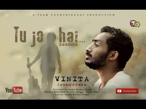 Tu jo hai | Vinita love@dream | Song | Team Countryroads