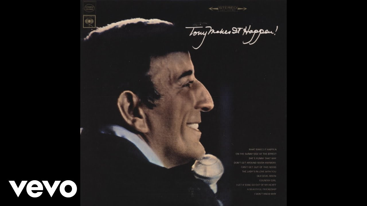 Tony Bennett - She's Funny That Way (I Got a Woman Crazy for Me) (Audio)