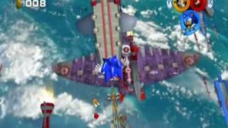 Sonic Heroes: Team Sonic - Stage 13 Egg Fleet (25)