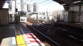 【発車】南千住駅を13000系各駅停車東武動物公園行きが発車 ミニ71