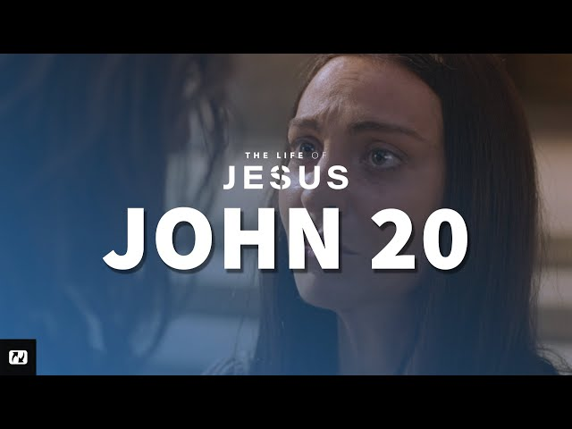 John 20 - The Meaning of Jesus' Sacrifice