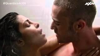 Quantico - Otro encuentro hot en la ducha