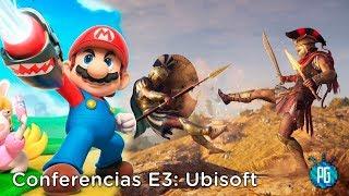 Conferencias E3 [Ubisoft]