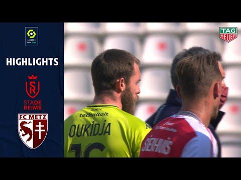 Reims Metz Goals And Highlights