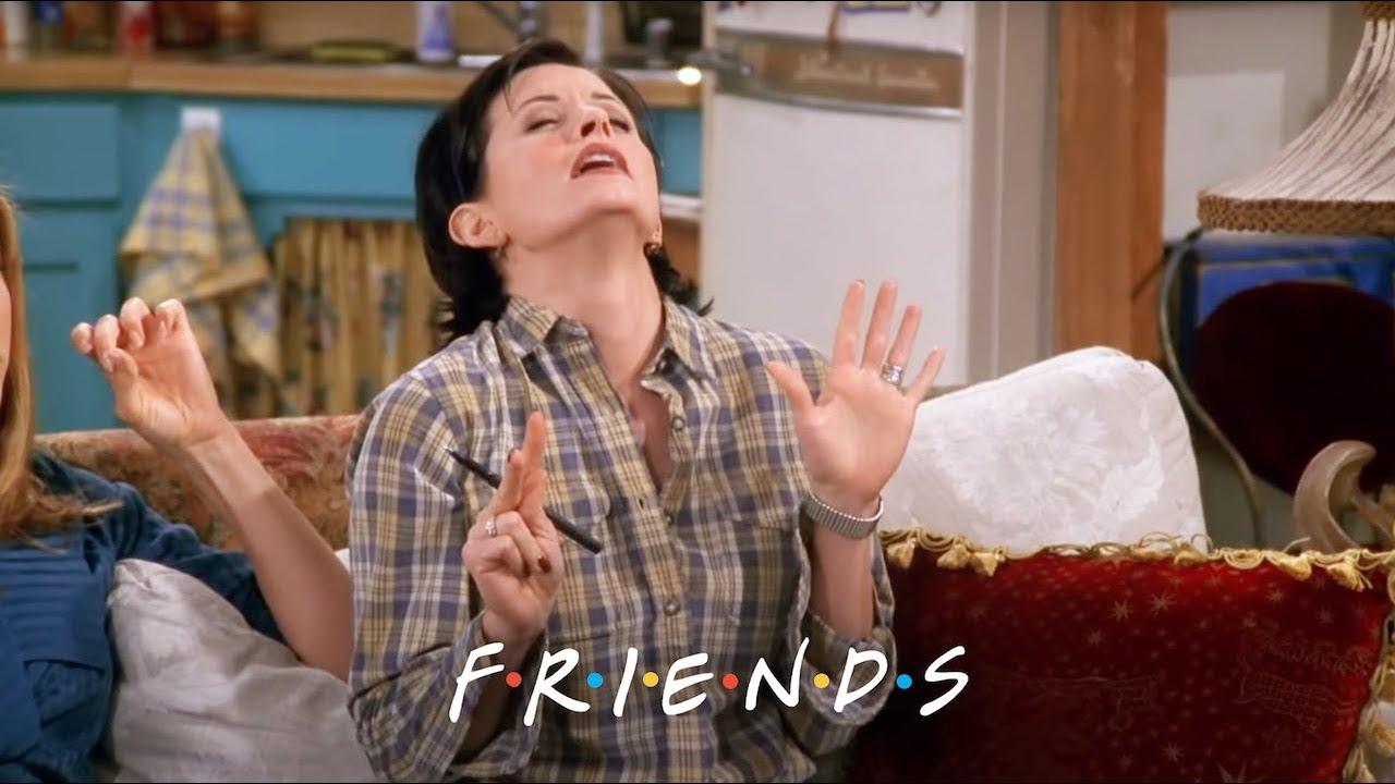 Download Monica's 7 Erogenous Zones | FRIENDS 25