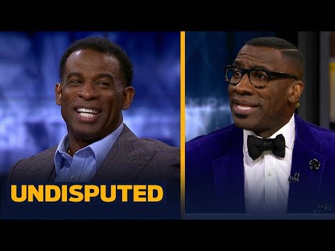 Deion Sanders joins Skip and Shannon to talk Tom Brady's greatness & Super Bowl | NFL | UNDISPUTED