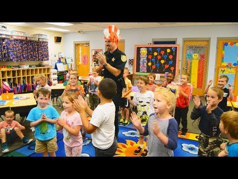 Deputy Caleb Davidson - Paxton School