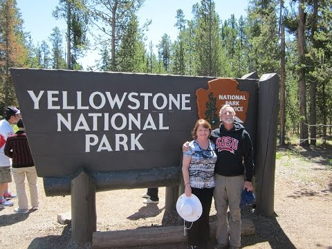 Pacific Coast Hiking-Dave and Carol to Yellowstone National Park