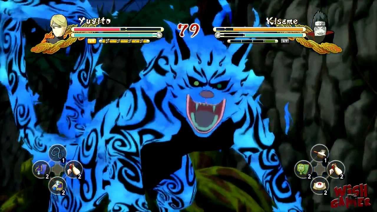 ... Ninja Storm 3 Jinc...