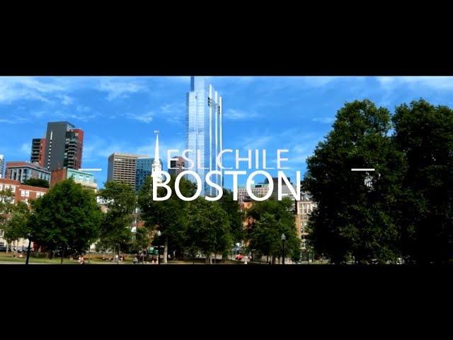 Viaja al extranjero y estudia en ELS Boston | Escuelas -  ESL Chile