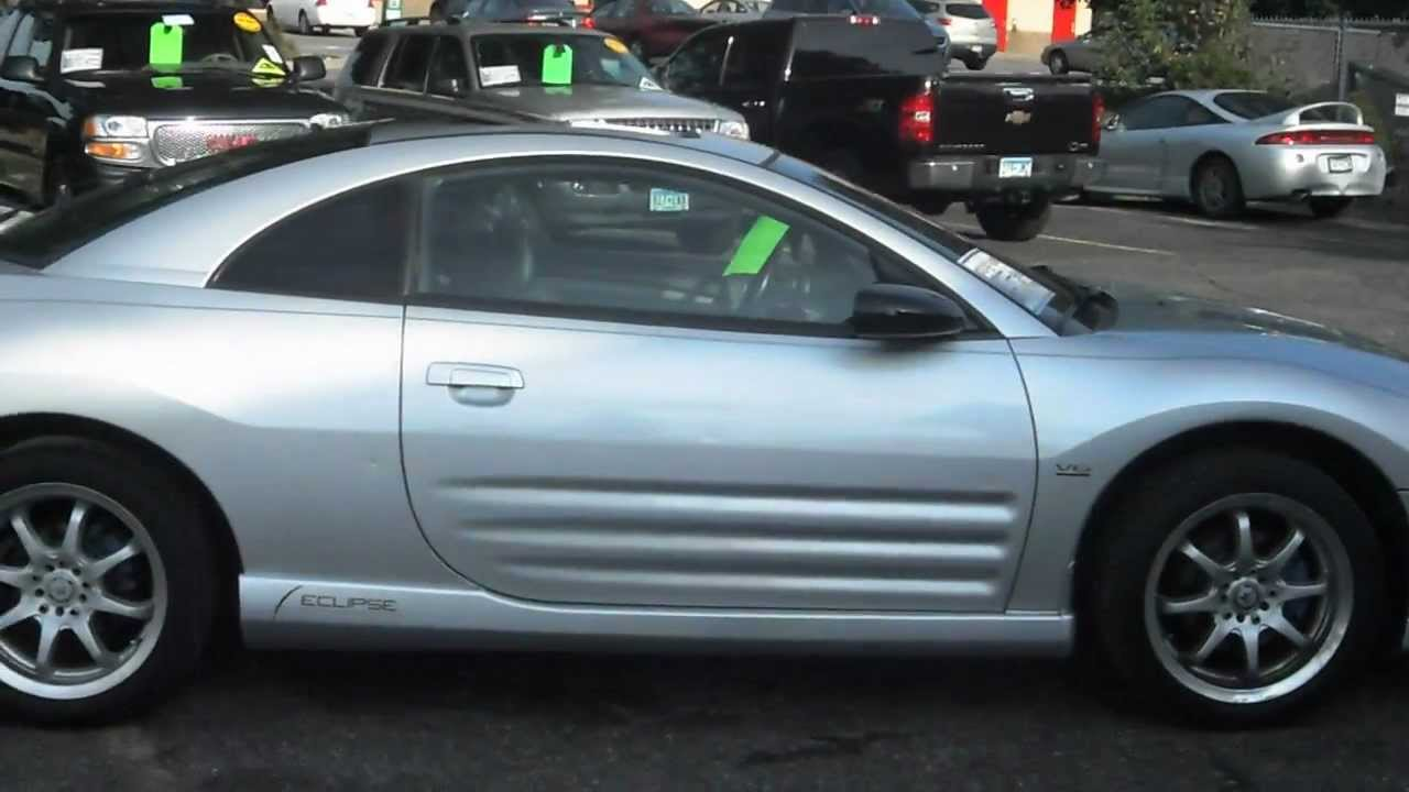 2003 MITSUBISHI Eclipse GTS, Coupe, 3.0 V6, LEATHER!!! - YouTube