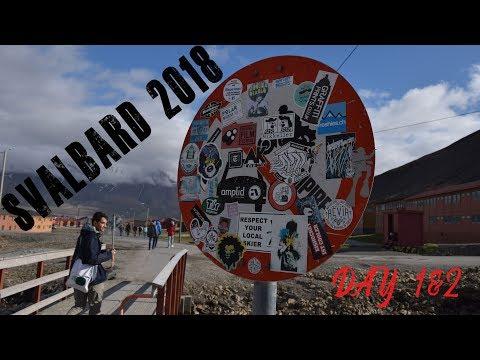 Svalbard 2018 - Arriviamo a Longyearbyen