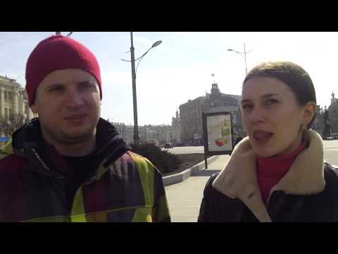 ⚠️Ukraine crisis 2014: Kharkiv Streets - 'the problem is no money'