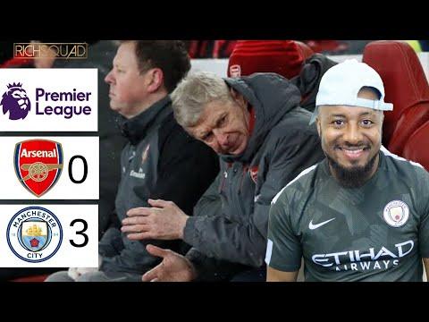 Arsenal vs. Manchester City score: De Bruyne, City destroy hapless ...