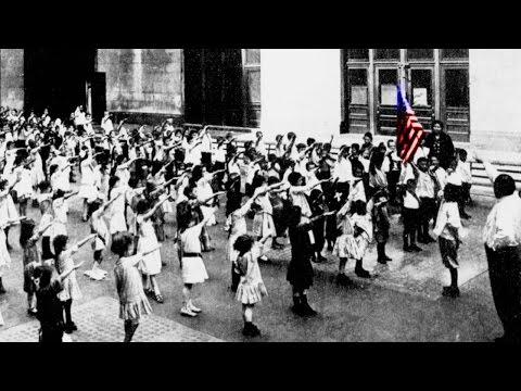 Obedience Training: The Truth about the Pledge of Allegiance