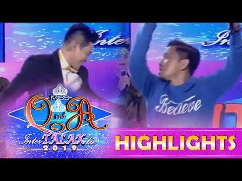 It's Showtime Miss Q and A: Jhong and Kuya Escort Ion in a dance battle showdown!