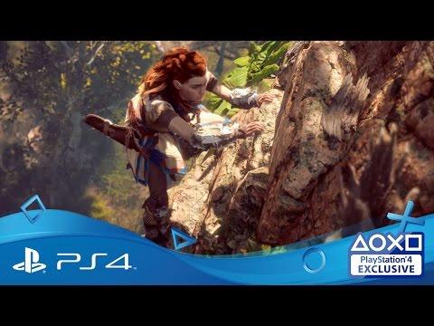 Horizon Zero Dawn | E3 2016 Trailer | PS4