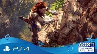 Horizon Zero Dawn | E3 2016 Trailer | PS4
