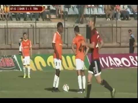 Shirak FC - Spartak Trnava 1:1 / Erik Jirka goal 87'