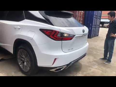 All New 2019 LEXUS RX300 TOP SPEC (FULL OPTION) Just Arrival For Sale & Review