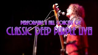 Glenn Hughes Performs Classic Deep Purple Live 2017