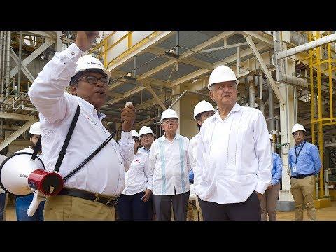Planta de Fertilizantes de Petróleos Mexicanos y Terminal Marítima Pajaritos Coatzacoalcos, Veracruz