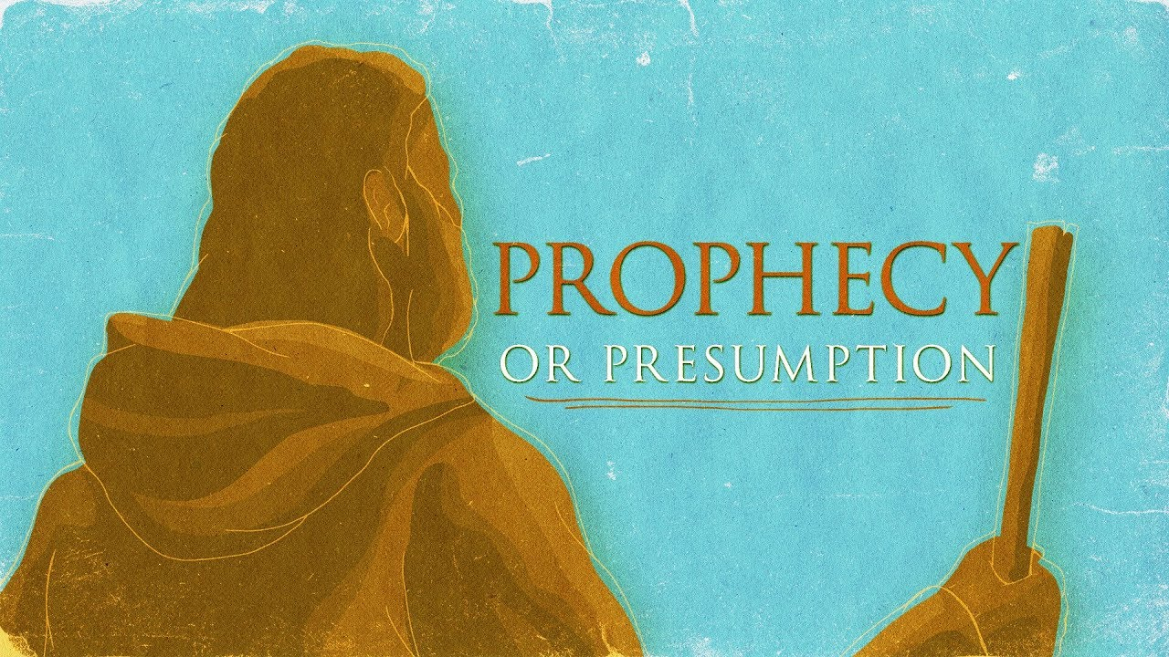 Prophecy or Presumption Pt.4: Gifts of the Spirit (Motivational Gifts)