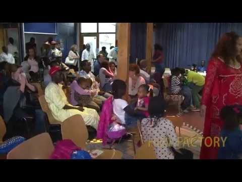 Gambia-German cultural Assoziation in Köln - Part1/6